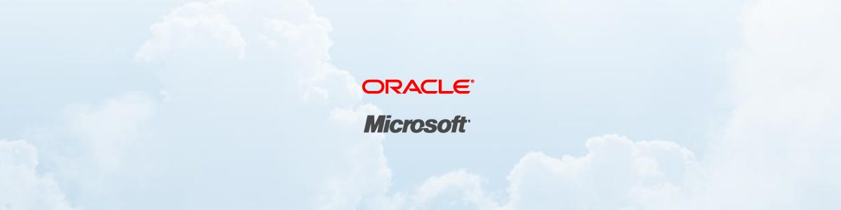 Larry Ellison Makes Peace with Microsoft, Signs Strategic Alliance on Cloud Computing