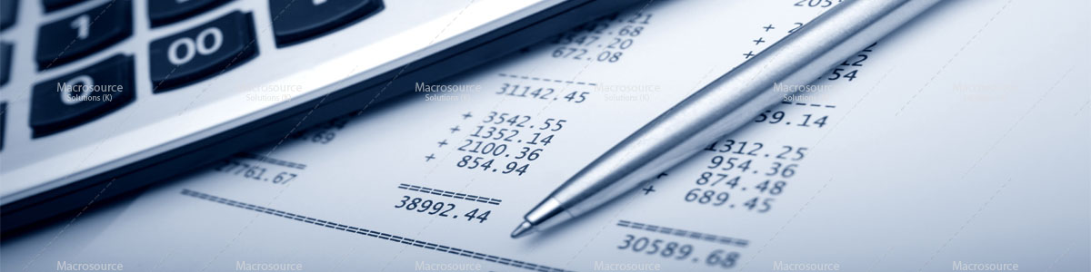 ERP: Point of Sale, Inventory management, Accounts and Banking Controls